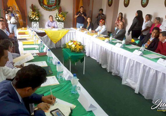 Boletín N° 0002-2019. Se Constituye Nuevo Órgano Legislativo Provincial y Se Forman Comisiones Permanentes.