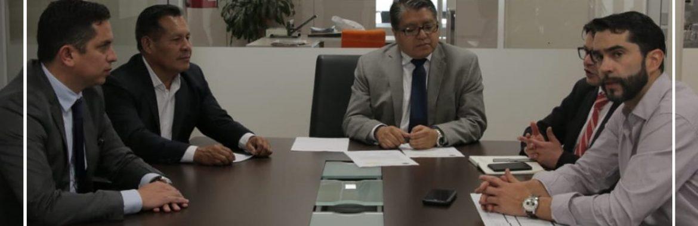 Boletín N° 0005-2019. Prefectura de Morona Santiago gestiona recursos ante el Banco de Desarrollo