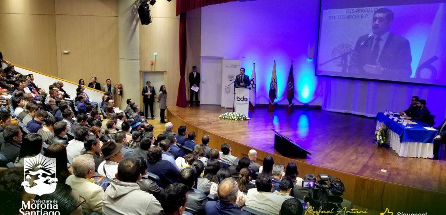 Junta General Ordinaria de Accionistas – Banco de Desarrollo del Ecuador