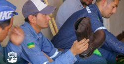 Prendas de vestir de seguridad y protección a trabajadores