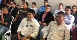 Sesión del Órgano Legislativo de la Prefectura