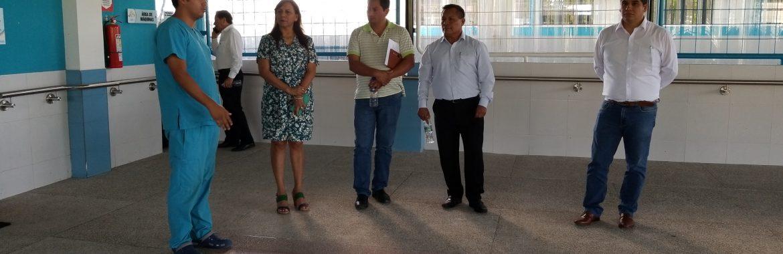 Boletín N°0008-2019. Prefecto busca replicar los servicios del centro integral terapéutico de equinoterapia de Pastaza en Morona S.