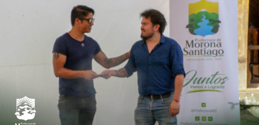 Premiación del concurso de pintura y murales