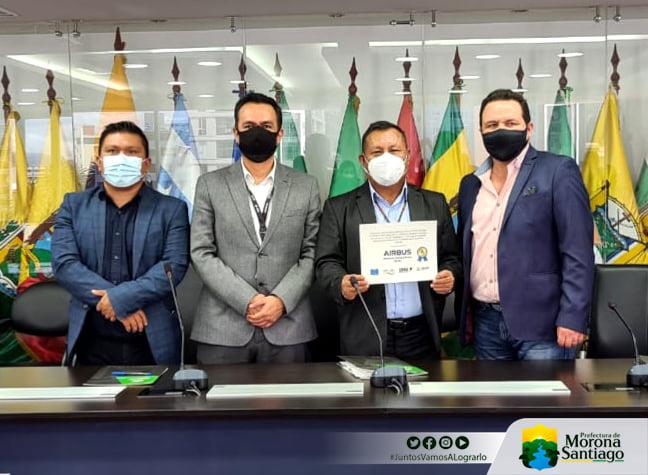 APLICACIÓN TECNOLÓGICA DE MONITOREO SATELITAL DE DEFORESTACIÓN